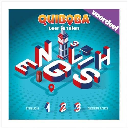 Engels-spel 1-2-3-voordeel