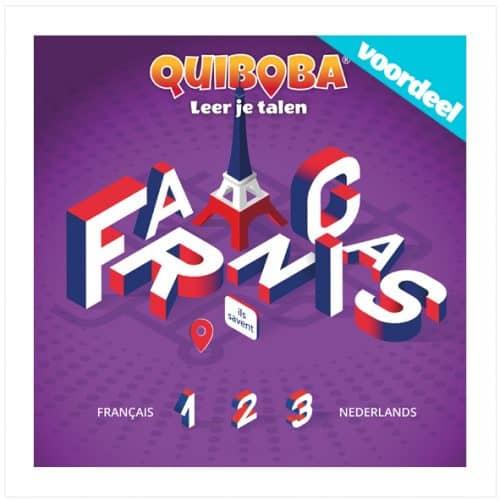 Frans-spel 1-2-3-voordeel