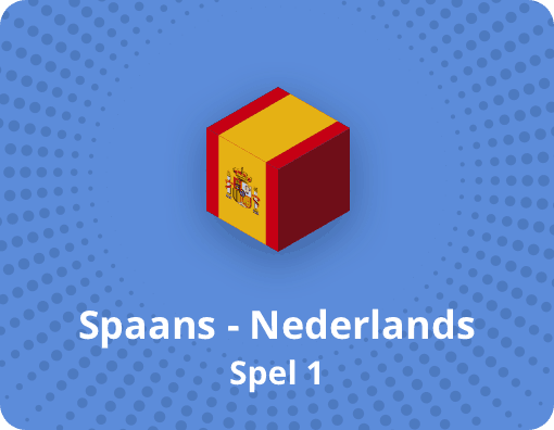 Taalspel Spaans Nederlands spel 1