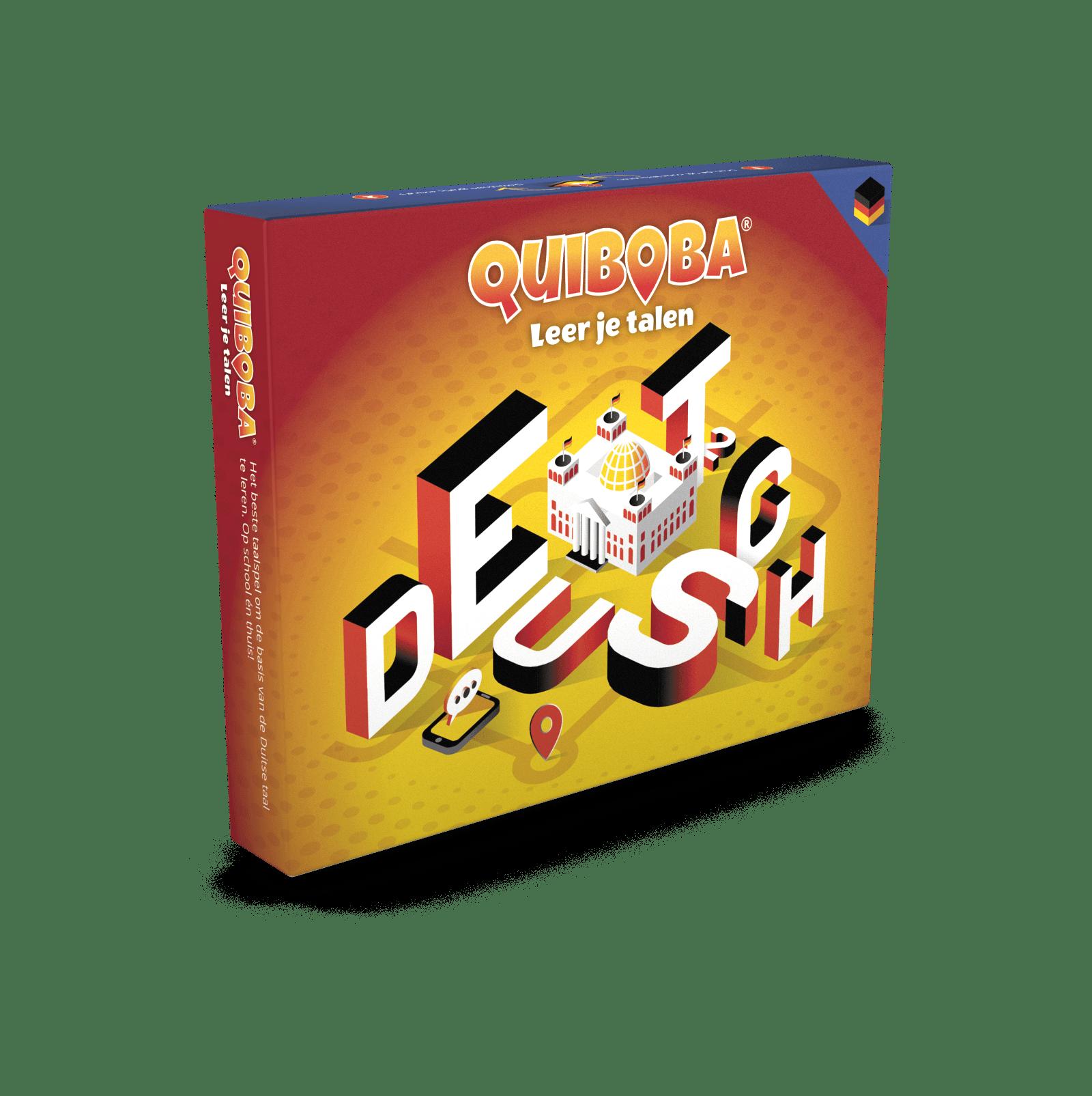 Quiboba Duits taalspel 2